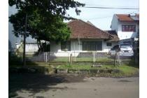 Rumah Hitung Tanah Terusan Ciliwung Bandung - Supratman sayap riau