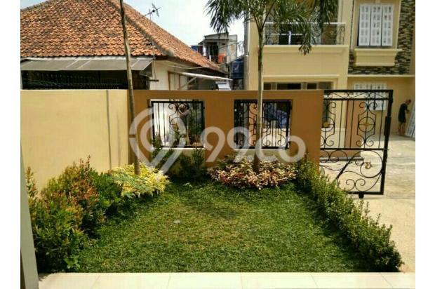 Dijual Rumah 2 Lt. type Mediterania di Kebagusan 20638815