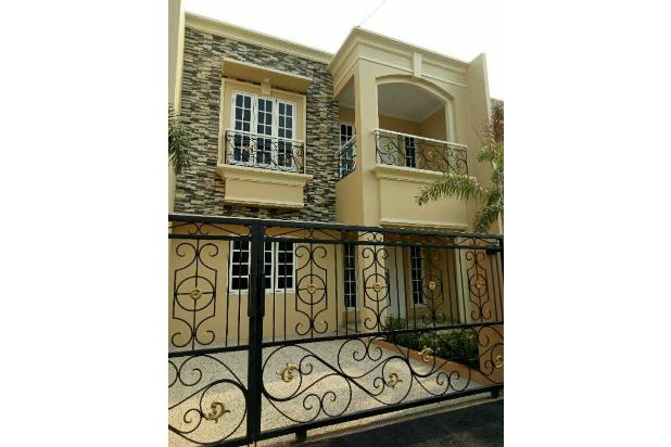 Dijual Rumah 2 Lt. type Mediterania di Kebagusan 20888268
