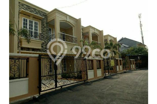 Dijual Rumah 2 Lt. type Mediterania di Kebagusan 20888272