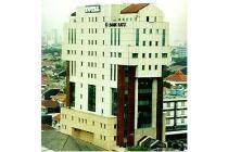 Disewa Ruang Kantor 396.80 sqm di Total Building, Slipi, Jakarta Barat
