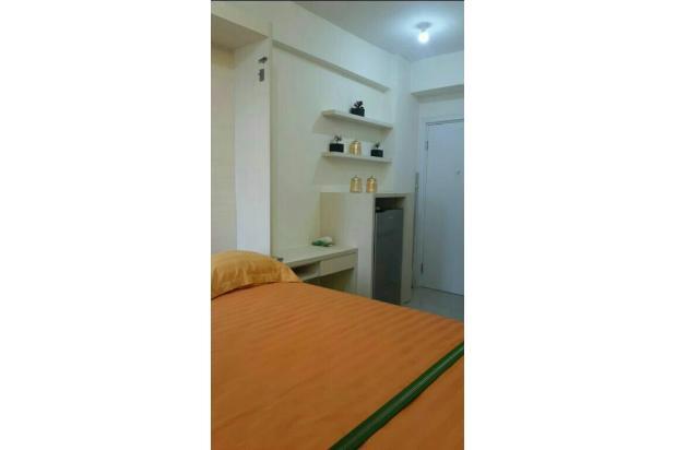 disewakan bulanan apartemen green pramuka city ditower scarlet unit studio 15790605