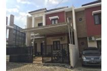 CLUSTER / TOWN HOUSE CANTIK CINERE  LOKASI JL.RAYA CINERE LOKASI 400 METER