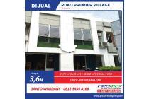 Ruko Premiere Village - Tangerang