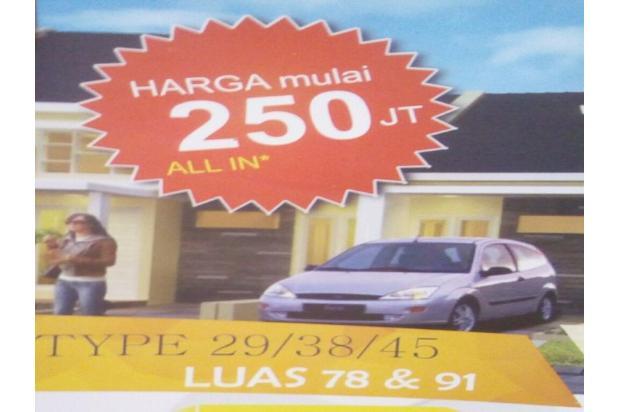 Rumah murah Kota malang 13698157