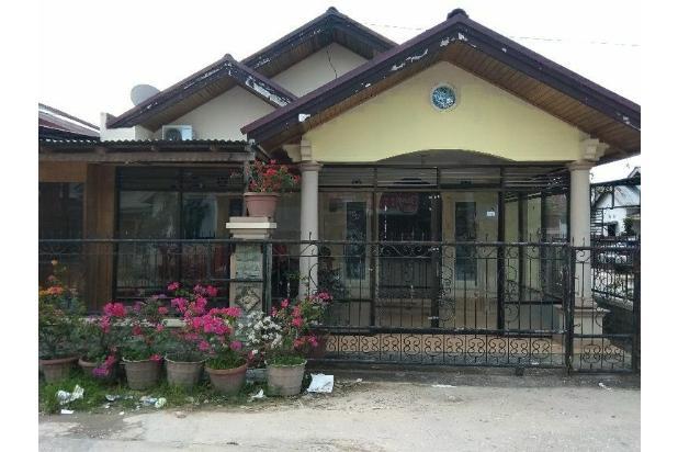 Di jual murah rumah MINIMALIS 2 lantai jln Pramuka ujung pekanbaru kota 17698755