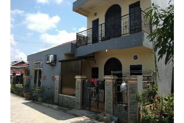 Di jual murah rumah MINIMALIS 2 lantai jln Pramuka ujung pekanbaru kota 17698785