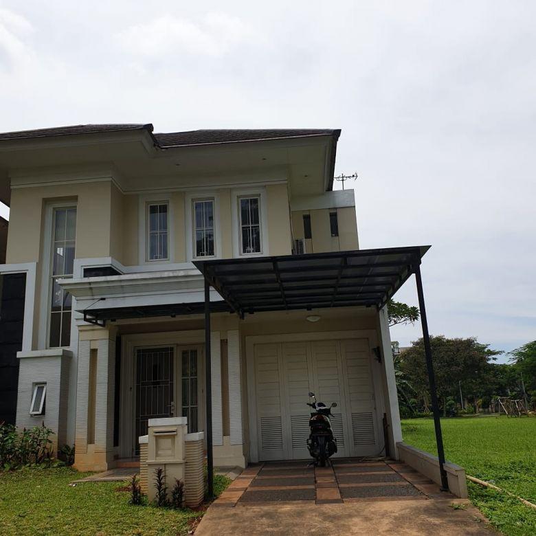 Dijual Rumah di Cluster Olivia Alam Sutera Tangerang