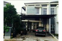 Rumah cluster dijual. Modernland. Tangerang