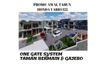 Rumah Mewah Gak Bikin Gera Semi Villa View Bandung
