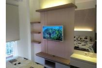 Dijual Murah Apartemen Puncak Dharmahusada studio furnish