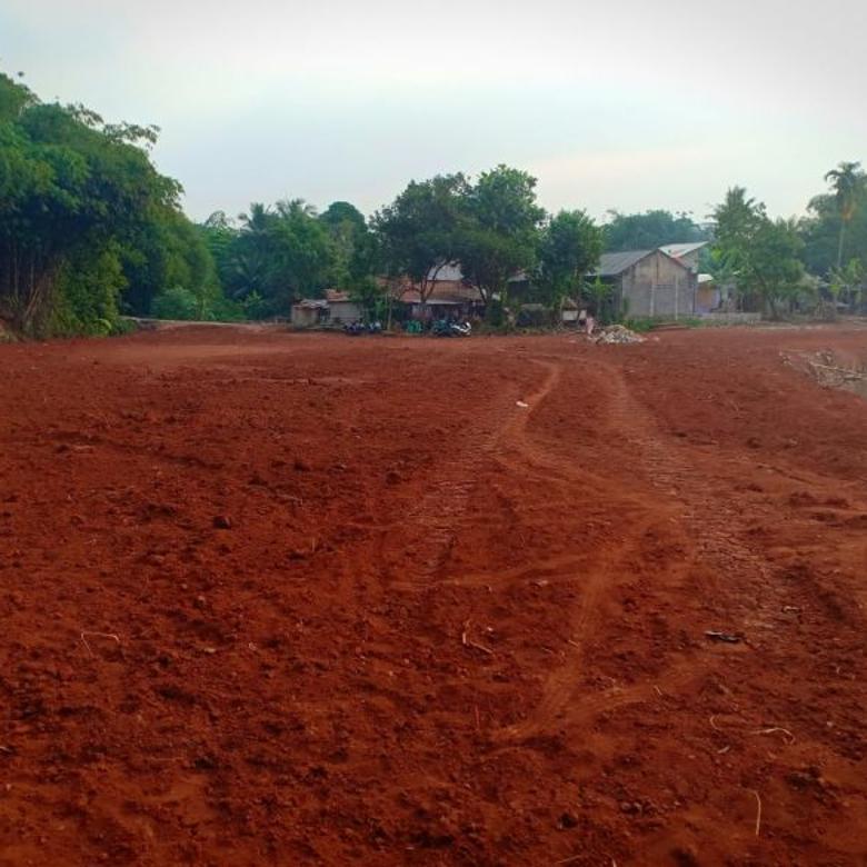 Tanah SHM 3.700 m2 800 rb/m Dekat Jalan Raya Depok-Cibinong