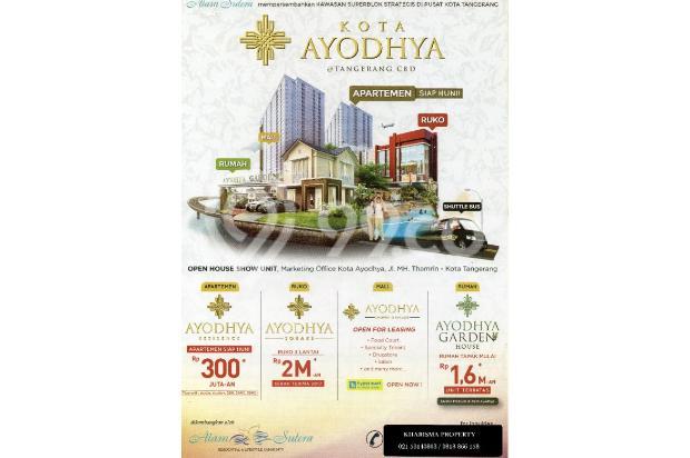 Dijual Cepat Primary Apartemen Ayodhya type studio Tangerang 15799218