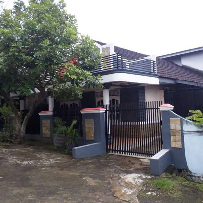 Dijual Rumah 2 lantai di Komplek Kelapa Gading Km 9 Palembang