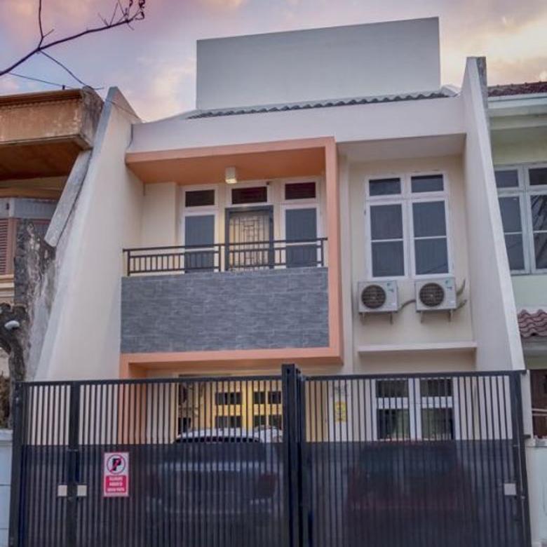 Rumah siap huni sudah renovasi di Menceng (kode CK 240)
