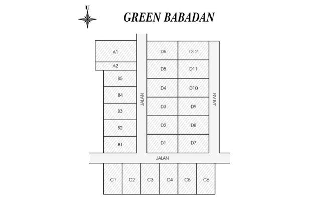 Kapling Green Babadan Wedomartani: Pilihan Terbaik, Legalitas SHM 15146309