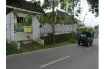 Rumah plus kebun apel murah di Junggo Bumiaji Batu