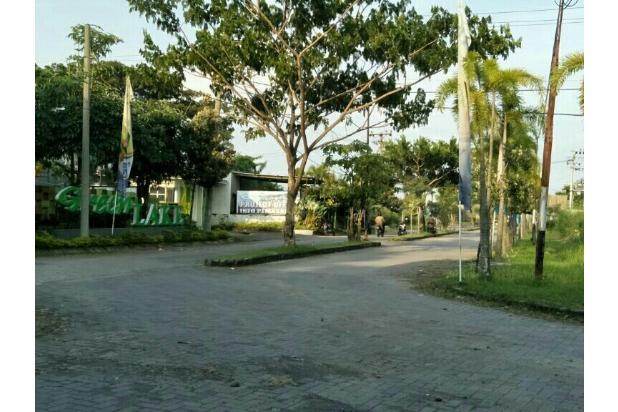 Tanah kavling di perumahan Greenlake Wonorejo Surabaya 17341955