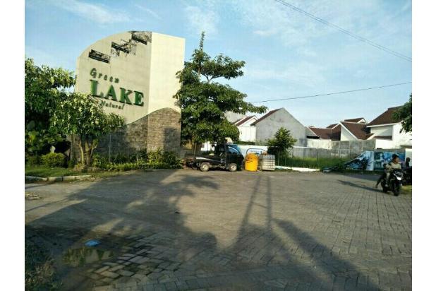 Tanah kavling di perumahan Greenlake Wonorejo Surabaya 17341959