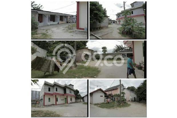 Beli Tanah + Kontrakan 32 Kamar di Binong Raya Tangerang 15037057