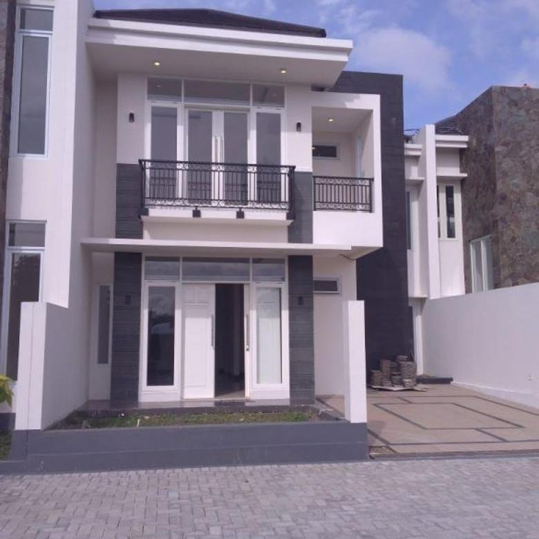rumah 2 lantai baru bisa kpr shm imb lembang bandung setiabudi