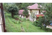 BU Villa, tanah, empang dan ternak kambing di Tenjolaya Bogor