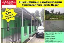 Rumah Murah di Bogor, bayar 75 juta langsung serah terima