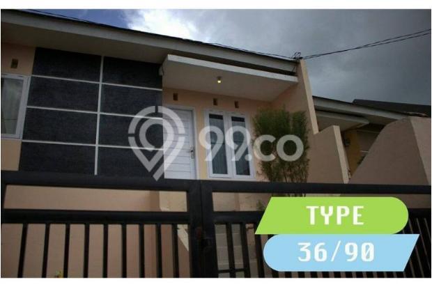 Rumah dijual padalarang murah strategis bisa KPR 12181416