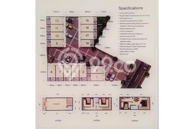 Dijual Ruko di Daerah Dalung Dekat Gatsu. Lokasi Strategis 12397927