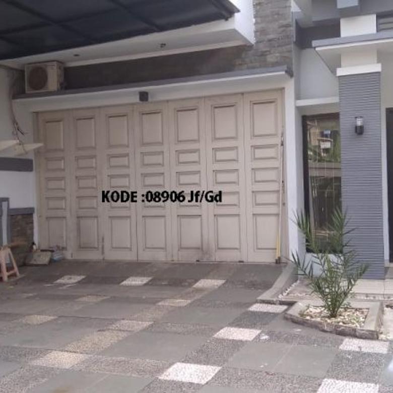 KODE :08906(Jf/Gd) Rumah Dijual Kemayoran, Hadap Selatan, Luas 10x40 Meter
