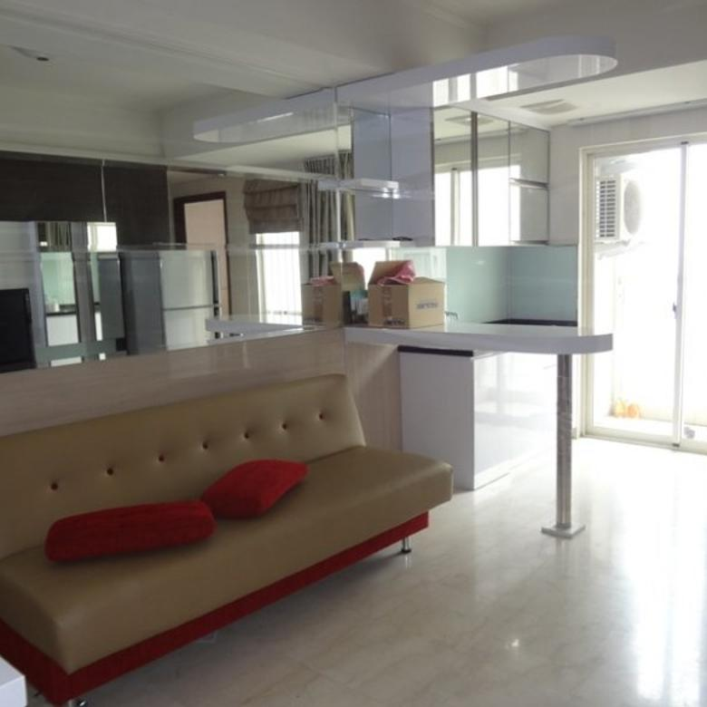 DI JUAL APARTEMEN ROYAL MEDITERANIA GARDEN FULL FURNISH