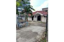 Tanah + Rumah + Bangunan Bengkel Jalan Raya Jakarta-Bogor KM31