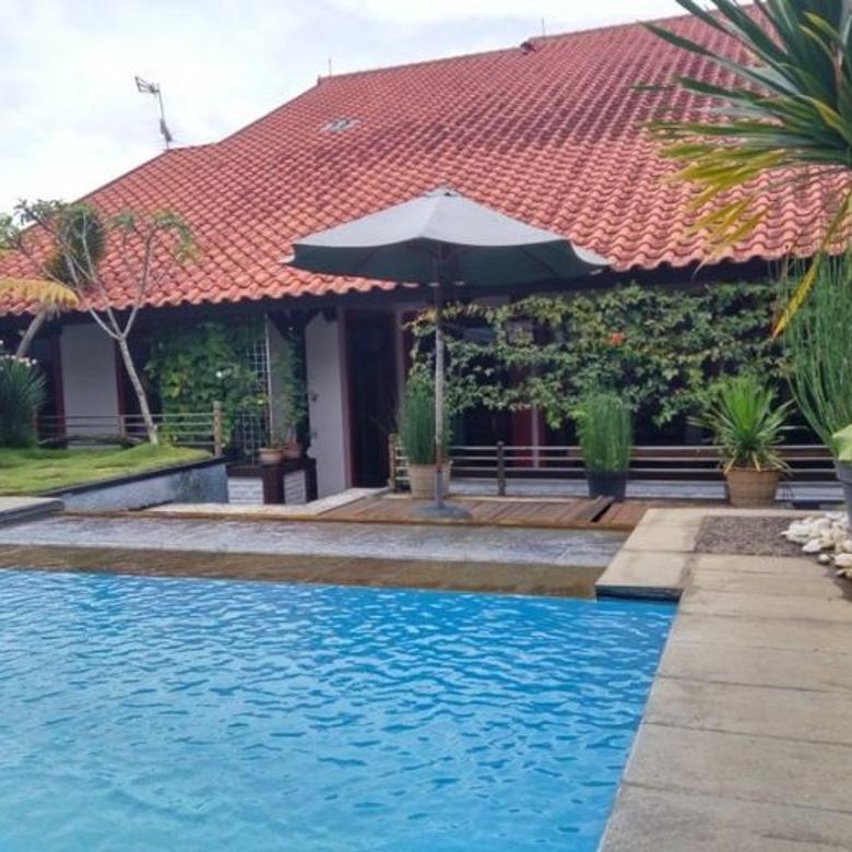 CIHANJUANG Sariwangi (Lux konsep Villa)