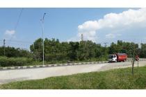 Tanah Kering 4000 m2 Tepi Jalan Ring road Mojosongo, Surakarta