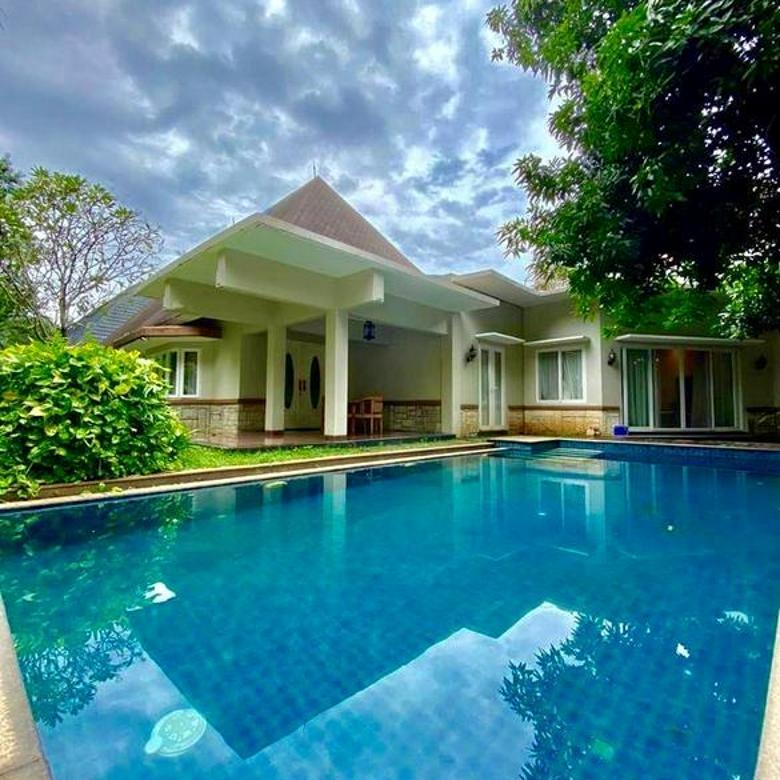 Super Langka! Rumah Aman & Nyaman di Jl. Daha, Kby Baru Jaksel