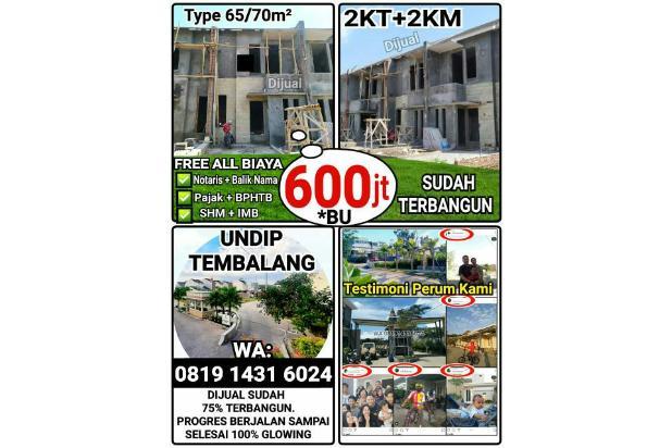 Rumah Murah 2 Lantai di Tembalang UNDIP