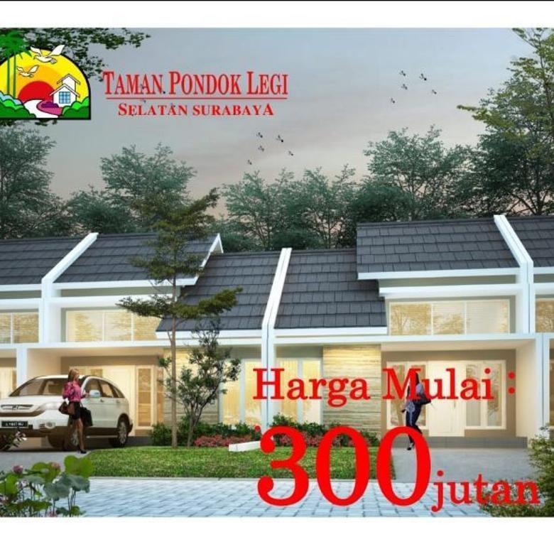 Taman pondok legi 2 dp 20 juta sdh dapat rumah lokasi dekat surabaya
