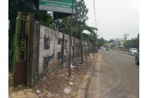 Dijual Tanah SHM di Jl. Raya Ciputat - Parung Dekat Gaplek Pondok Cabe