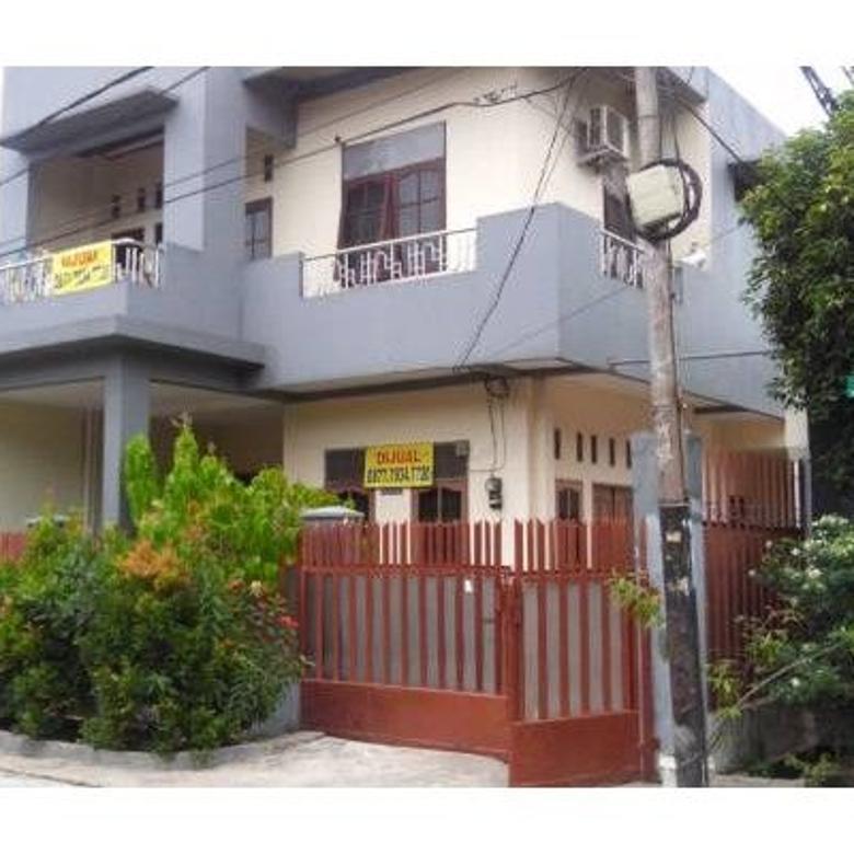 Dijual Cepat BU Rumah Strategis di Komplek PTB Duren Sawit, Jakarta Timur