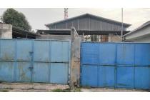 Dijual Gudang Strategis di Jl. Cibogo Wetan Gading Serpong, Tangerang Nego