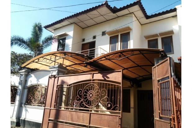 rumah cantik 2 lantai di maguwoharjo rumah dijual jogja