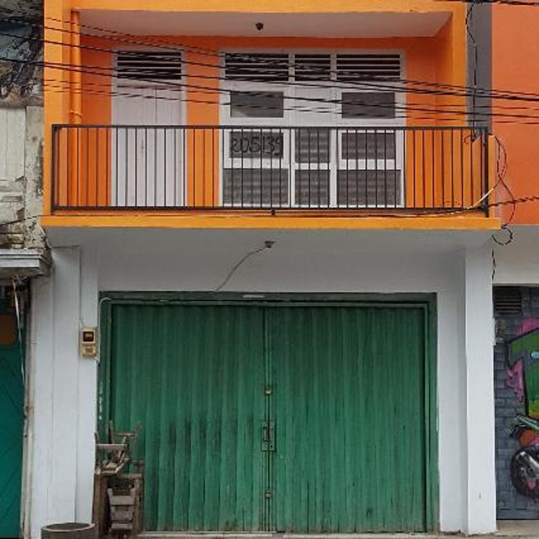 Ruko Serba Guna, Suryanegara (Pagongan), Strategis, Pusat Kota, Murah