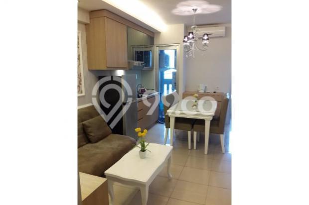 APARTEMEN DISEWAKAN: Disewakan apartemen greeenbay 3br bulanan, furnished 12899155