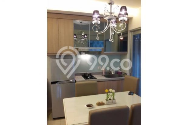APARTEMEN DISEWAKAN: Disewakan apartemen greeenbay 3br bulanan, furnished 12899161