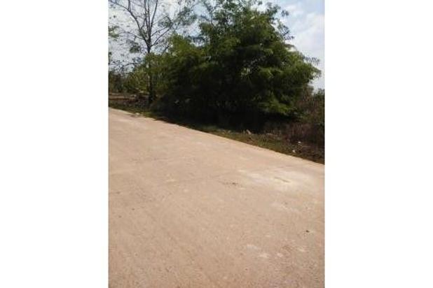 tanah shm luas 10.800 m2 lokasi rata di pinggir jalan poros moncongloe