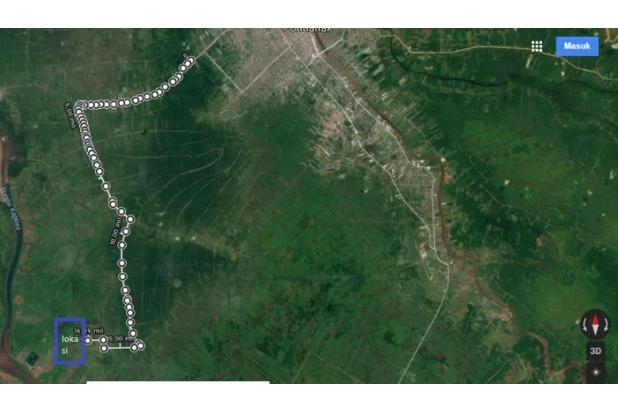 Rp5,7mily Tanah Dijual