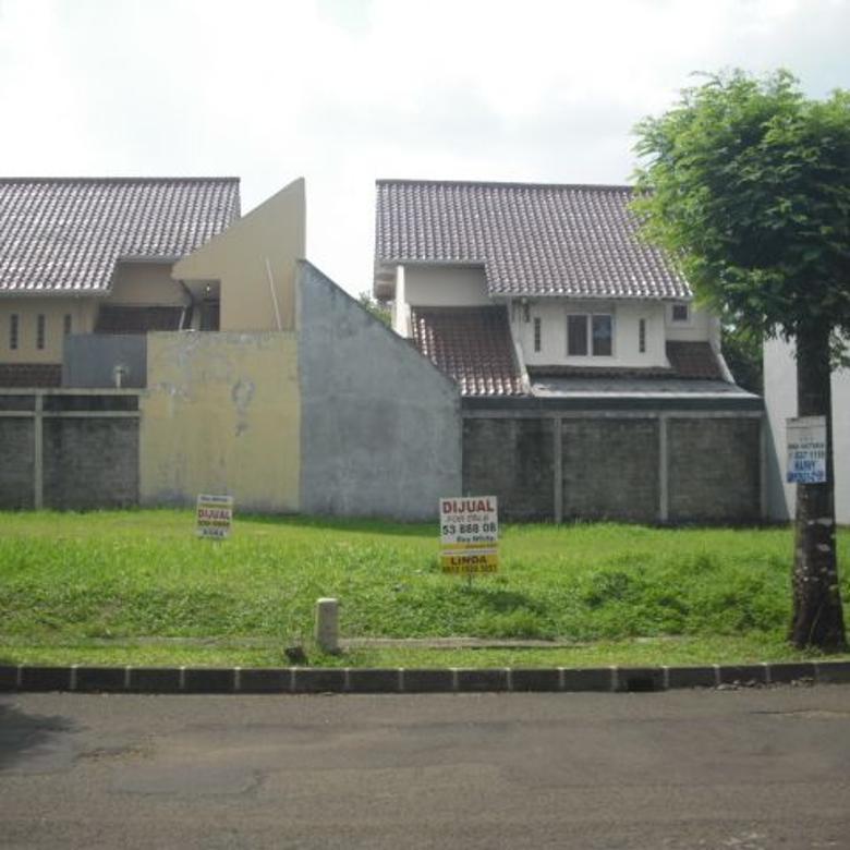 Kavling Badan Siap Bangun di BSD Dekat Eka Hospital (Kode 106)