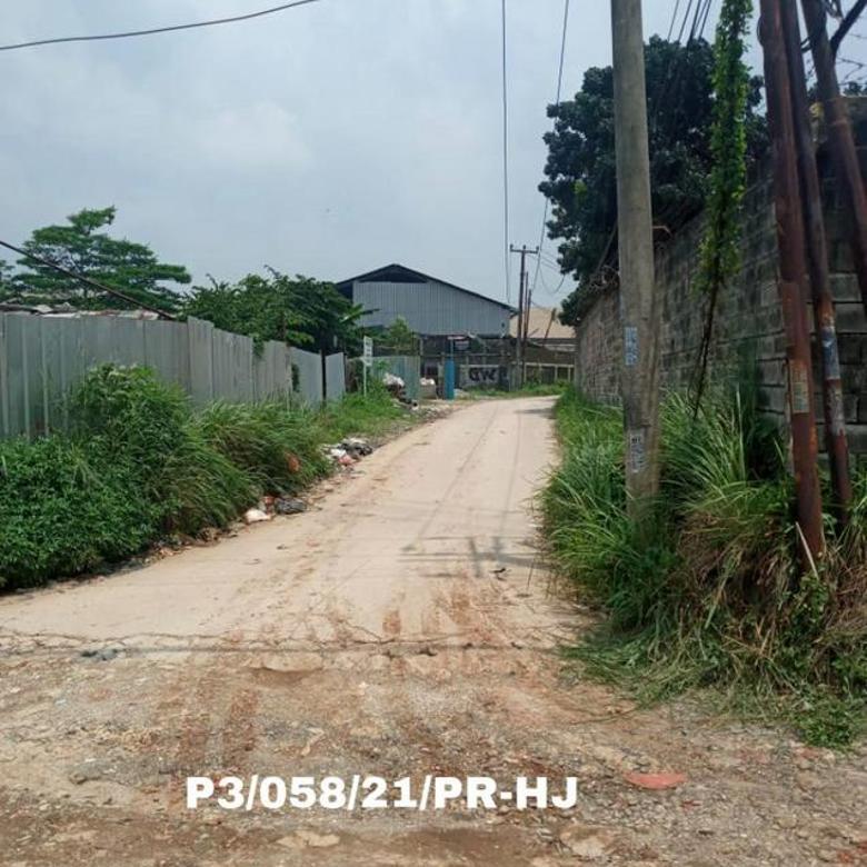 Kavling Lokasi Strategis di Gunung Putri P3/058/21/PR-HJ