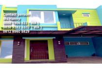 Rumah 2 LT Super Pretty Colorful Harga Maniz di Bintara Raya