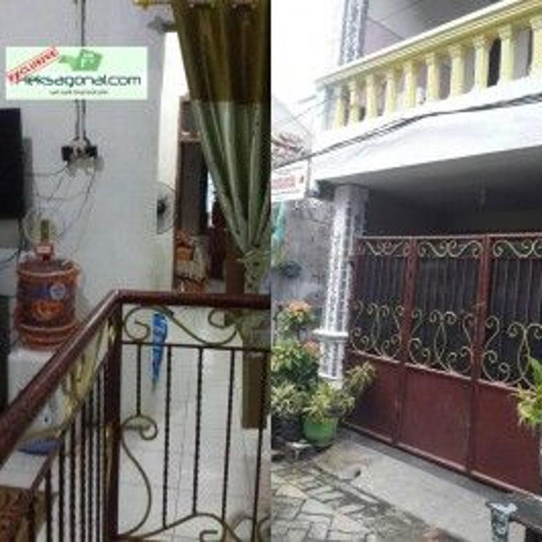 Rumah Dijual dukuh kupang gang lebar hks5074
